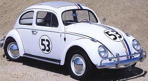 VW Escarabajo Herbie