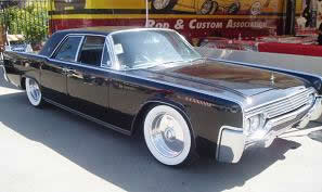 Lincoln Continental 1965 Matrix