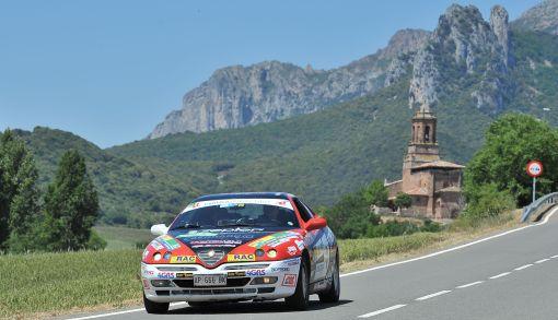 Eco-Rallye Vasco Navarro 2015