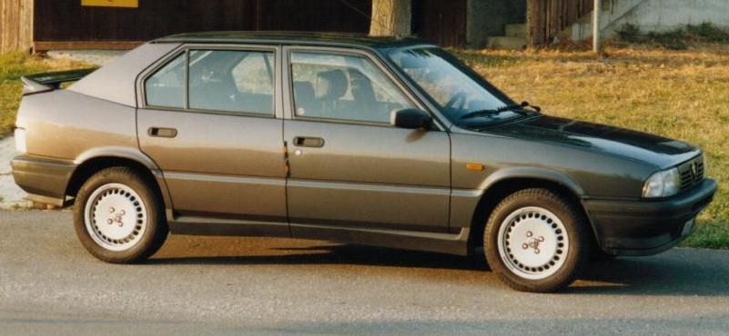 Alfa-Romeo 33 segunda serie.