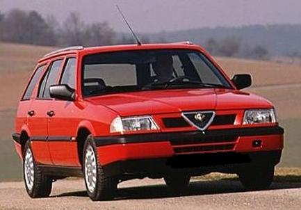 Alfa-Romeo 33 Giardinetta 3ª serie.