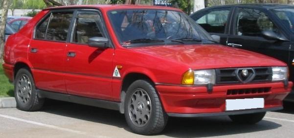 Alfa-Romeo 33 primera serie.
