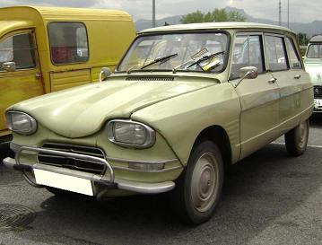 Citroën Dynam. Citroën C8