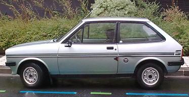 Ford Fiesta 1.1 S.