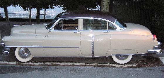Cadilla Serie 62 de 1953