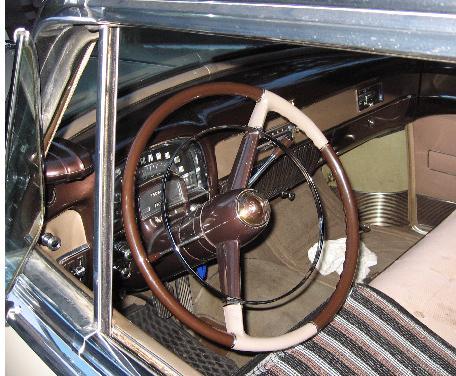 Interior Cadillac Serie 62