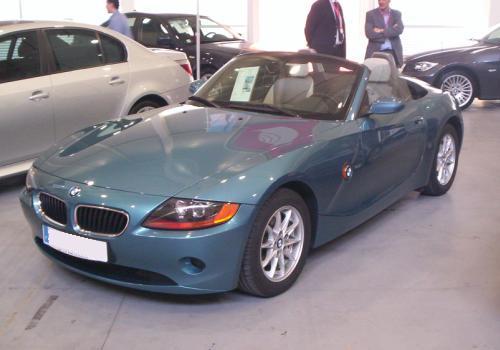 BMW Z4. FICOAUTO 2007