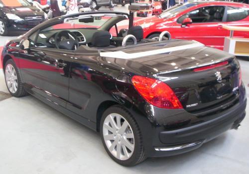 Peugeot 207 CC. FICOAUTO 2007.