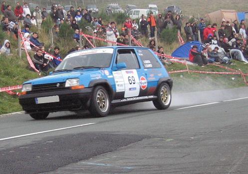Renault 5 GT Turbo de Iñigo Cuesta