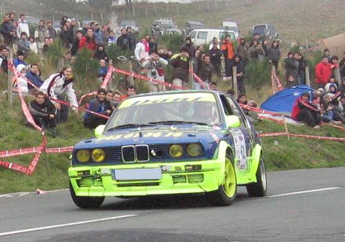 BMW 325 i de David Henández