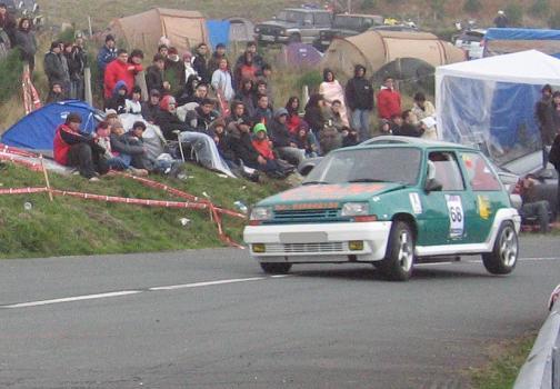Renault 5 GT Turbo de Jose Manuel García