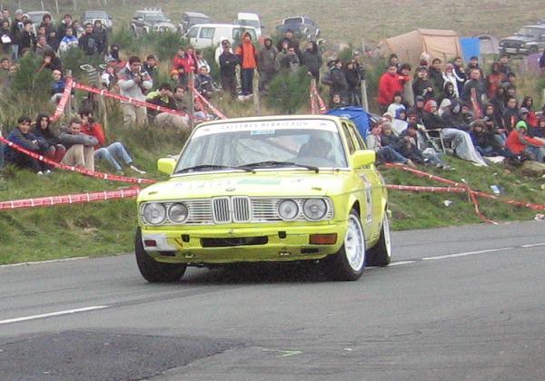 "BMW 528 i de Jose Gabriel Alzugarai ""koteto"""