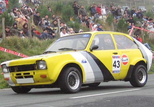 Opel Kadett II de Pedro Antón