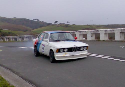 BMW 323i de Jose Enrique López