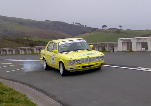 "BMW 528i de Jose Gabriel Alzugarai ""Koteto"""