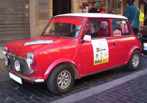 AUTHI Mini 1275 GT. X memorial Ignacio Sunsundegui.