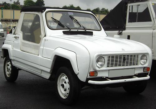 Renault 4 Plein Air.