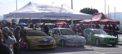 IV RallySprint de Hondarribia 2010