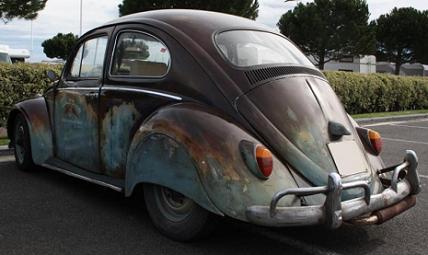 vw escarabajo rat rod motormania