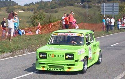 Simca Rallye. XXXIV Subida a Urbasa 2014