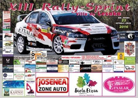 RallySprint Villa de Lesaka