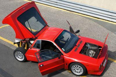 Lancia 037 Stradale.