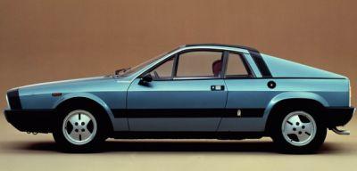 Lancia Beta Montecarlo. 1º Versión