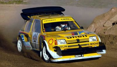 Peugeot 205 Turbo 16 Pike's Peak
