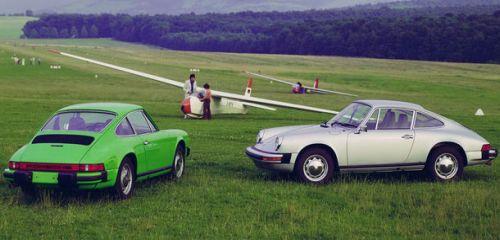Porsche 912E, venta exclusiva en USA. Tipo 923