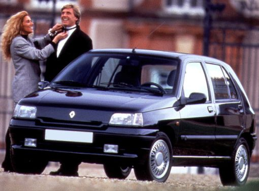 Renault Clio Baccara 1994.