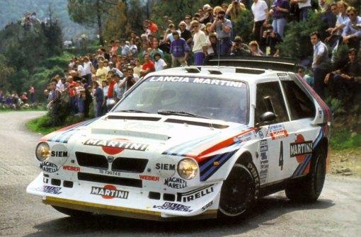 Henri Toivonen. Tour de Corse 1986.