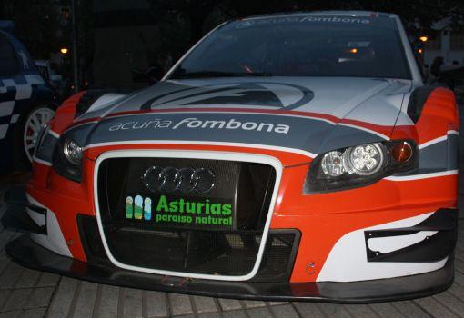 Audi Quattro DTM de Jose A. López Fombona