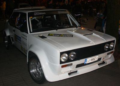 XXXV Subida a Jaizkibel 2013. FIAT 131 Abarth.