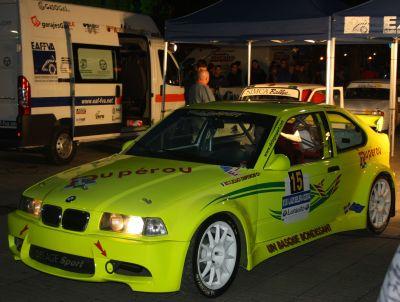 XXXV Subida a Jaizkibel 2013. BMW Compact