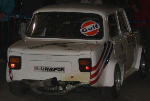 Simca Rallye Rafa Diaz Pulido. Subida a Jaizkibel 2013