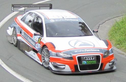 Fombona. Audi Quattro R13 DTM. Subida a Jaizkibel 2014