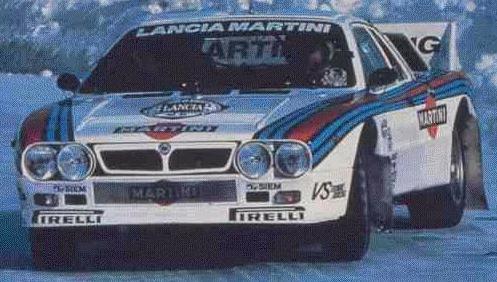 Lancia 037 Grupo B