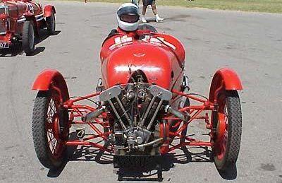 Morgan Super Aero. Año 1930