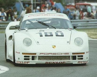 Porsche 959. Versión Circuitos.