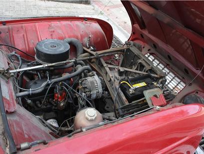 Bloque sierra 1.108 c.c. Renault 4 GTL Clan