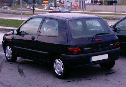 Renault clio Campus (Fase III)