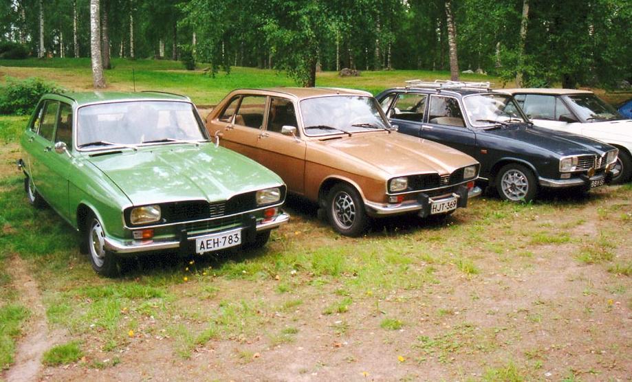 Renault 16. MotorMania.