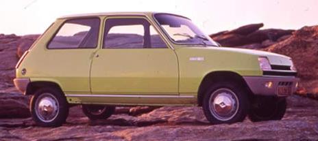 Renault 5 L 1.972