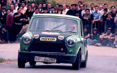 F. Navascues (Mini 1000) Foto; F. Iguiñiz