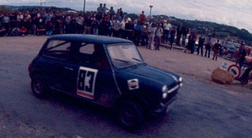 I. Uria (Mini 1000) Foto; F. Iguiñiz