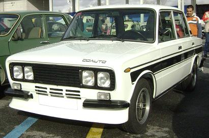 SEAT 1430 DDauto. Vista frontal