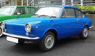 SEAT 850 Coupé primera generación.