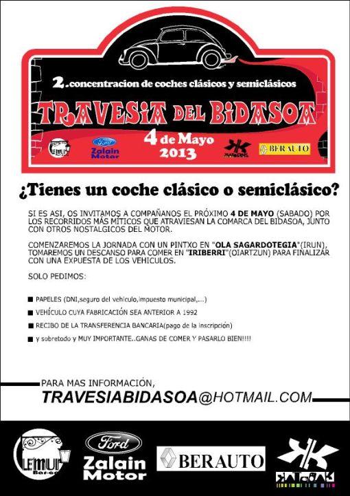 II Travesía del Bidasoa (04/05/2013) Travesiabidasoa011