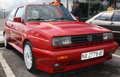 Volkswagen Golf G60. Travesia Bidasoa 2014