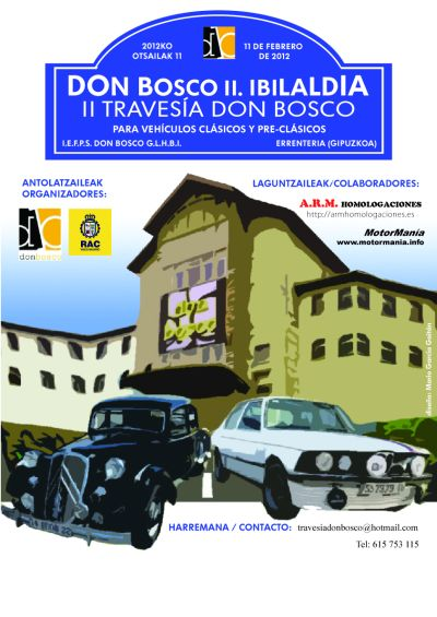 Travesia vehiculos clasicos Don Bosco (11/02/2.012) Donbosco001